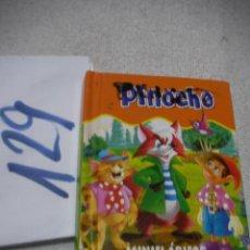Libros de segunda mano: PINOCHO - ENVIO INCLUIDO A ESPAÑA. Lote 145431862