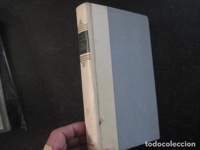 ENRIQUE JARDIEL PONCELA TRES COMEDIAS ESCOGIDAS AGUILAR 1955 (Libros de Segunda Mano (posteriores a 1936) - Literatura - Otros)