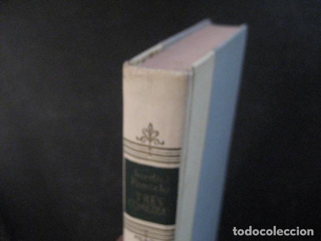 Libros de segunda mano: enrique jardiel poncela tres comedias escogidas aguilar 1955 - Foto 3 - 145439954