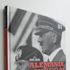 Libros de segunda mano: ALEMANIA DESAFÍA A LOS VENCEDORES. Lote 145462774