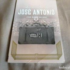 Libros de segunda mano: LA MALETA DE JOSÉ ANTONIO - ZABALA, JOSÉ MARÍA. Lote 145503862