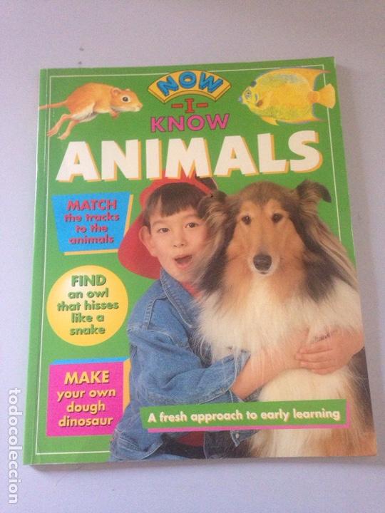 ANIMALS (Libros de Segunda Mano - Literatura Infantil y Juvenil - Otros)