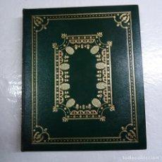 Libros de segunda mano: ESPAÑA MISTICA ORTIZ ECHAGÜE. MAGNIFICA ENCUADERNACION GRAN LUJO PLENA PIEL MOSAICO HIERROS DORADOS. Lote 145622454