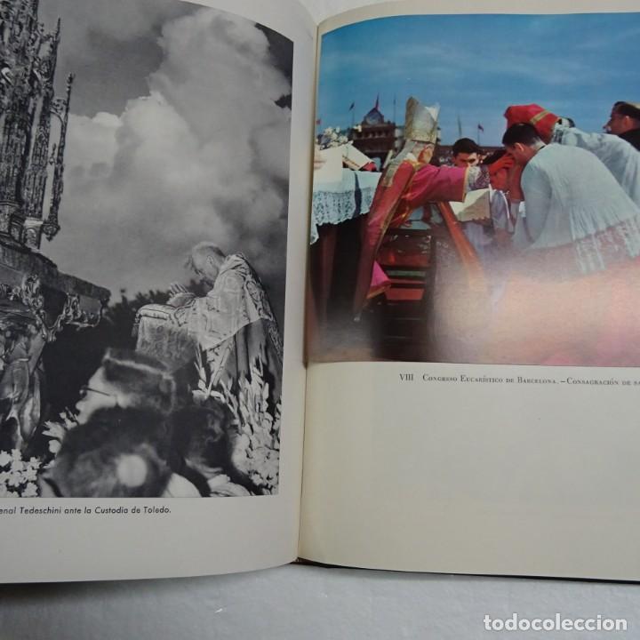 Libros de segunda mano: ESPAÑA MISTICA ORTIZ ECHAGÜE. MAGNIFICA ENCUADERNACION GRAN LUJO PLENA PIEL MOSAICO HIERROS DORADOS - Foto 11 - 145622454