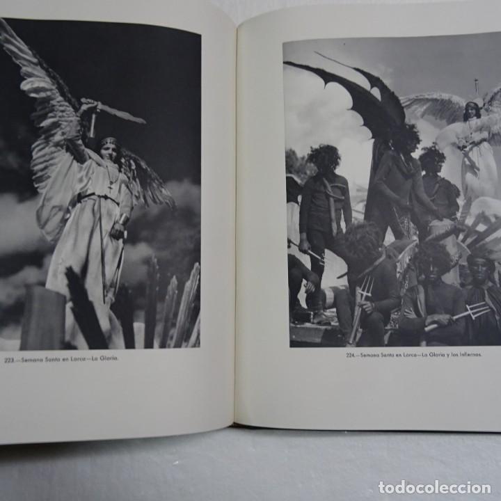 Libros de segunda mano: ESPAÑA MISTICA ORTIZ ECHAGÜE. MAGNIFICA ENCUADERNACION GRAN LUJO PLENA PIEL MOSAICO HIERROS DORADOS - Foto 12 - 145622454