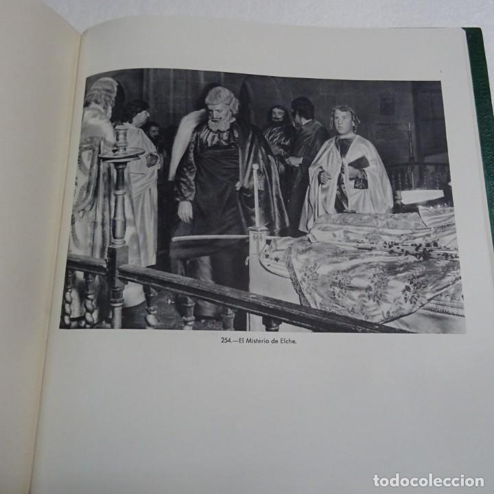 Libros de segunda mano: ESPAÑA MISTICA ORTIZ ECHAGÜE. MAGNIFICA ENCUADERNACION GRAN LUJO PLENA PIEL MOSAICO HIERROS DORADOS - Foto 13 - 145622454