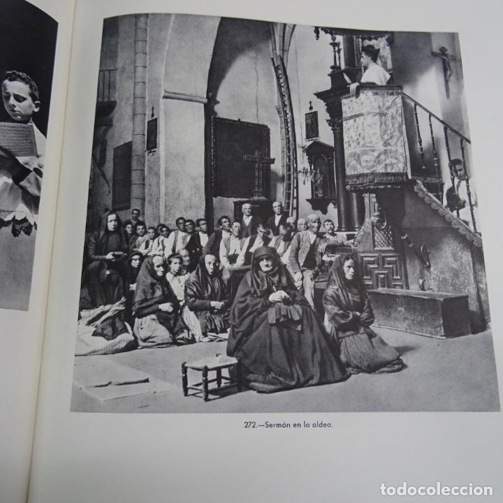 Libros de segunda mano: ESPAÑA MISTICA ORTIZ ECHAGÜE. MAGNIFICA ENCUADERNACION GRAN LUJO PLENA PIEL MOSAICO HIERROS DORADOS - Foto 14 - 145622454