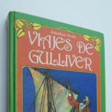 Libros de segunda mano: VIAJES DE GULLIVER - SWIFT, JONATHAN. Lote 145673332