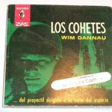 Livres d'occasion: MARABÚ ZAS Nº 22, LOS COHETES, BRUGUERA 1962, ERCOM B5. Lote 145750138