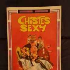 Libros de segunda mano: CHISTES SEXY . Lote 145813566