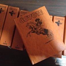 Libros de segunda mano: COLECCIÓN LIBROS EL COYOTE. Lote 145849822