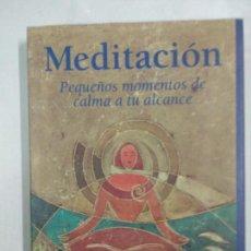 Libros de segunda mano: MEDITACIÓN - LORIN ROCHE. Lote 145889698