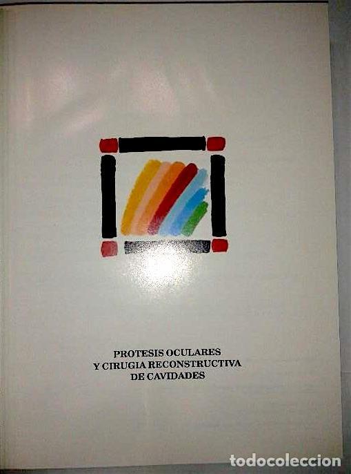 Libros de segunda mano: Prótesis oculares y cirugía reconstructiva de cavidades - Laiseca, Andrés; Laiseca, Juan; Laiseca, - Foto 2 - 122500615