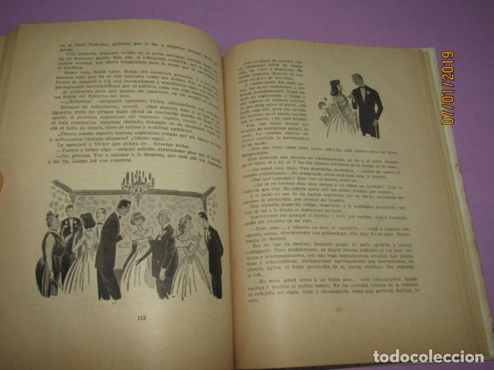Libros de segunda mano: ANTOÑITA LA FANTÁSTICA en SE PONE DE LARGO por Borita Casas 2ª Edición del Año 1952 - Foto 2 - 146032406