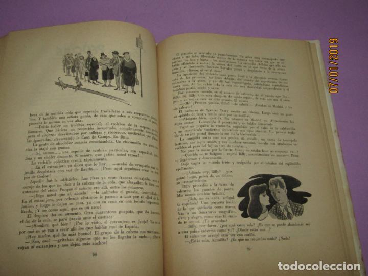Libros de segunda mano: ANTOÑITA LA FANTÁSTICA en SE PONE DE LARGO por Borita Casas 2ª Edición del Año 1952 - Foto 4 - 146032406