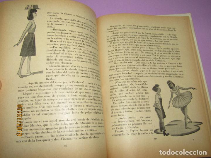 Libros de segunda mano: ANTOÑITA LA FANTÁSTICA y TITERRIS por Borita Casas 2ª Edición del Año 1951 - Foto 5 - 146032698