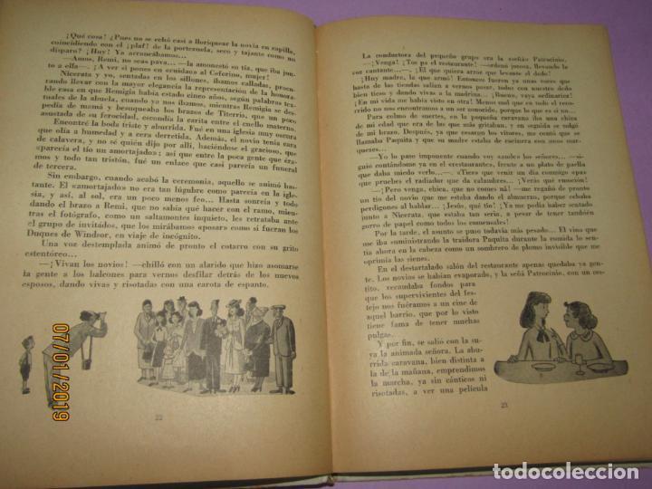 Libros de segunda mano: ANTOÑITA LA FANTÁSTICA y TITERRIS por Borita Casas 2ª Edición del Año 1951 - Foto 8 - 146032698