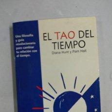 Libros de segunda mano: EL TAO DEL TIEMPO. DIANA HUNT Y PAM HAIT. GEDISA.. Lote 146158070