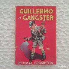 Libros de segunda mano: GUILLERMO EL GANGSTER. Lote 146244578
