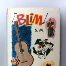 Libros de segunda mano - Blim! Martín Valmaseda. Ediciones S.M. 1972. Ilustrado. 170 páginas. Tapa dura - 146265494