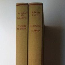 Libros de segunda mano: CAZA LIBRO BIBLIOTECA CINEGÉTICA GINER 2 VOL. TIRADA LÍMITADA . Lote 146269306