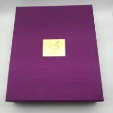 Libros de segunda mano: DALÍ LES MIL I UNA NITS NUMERADO GRAN TAMAÑO. Lote 146300074