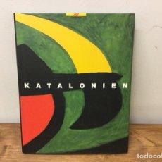 Libros de segunda mano: LIBRO JOAN MIRO KATALONIEN 2001. Lote 146348976