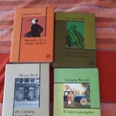 Libros de segunda mano: LOTE 5 MIDIS CÍRCULO LECTORES. Lote 146349554