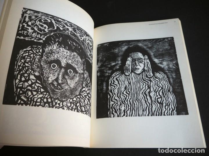 Libros de segunda mano: XILOGRAFÍAS DE MARECHAL. CLEMENTE CEBREIRO. ERISA ILUSTRATIVA. 1981. - Foto 3 - 146376590