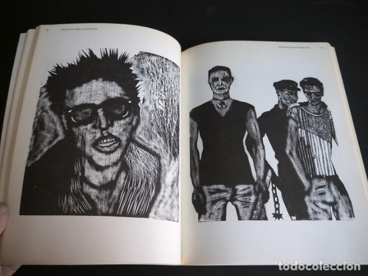Libros de segunda mano: XILOGRAFÍAS DE MARECHAL. CLEMENTE CEBREIRO. ERISA ILUSTRATIVA. 1981. - Foto 4 - 146376590