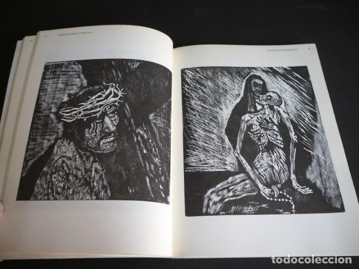 Libros de segunda mano: XILOGRAFÍAS DE MARECHAL. CLEMENTE CEBREIRO. ERISA ILUSTRATIVA. 1981. - Foto 5 - 146376590