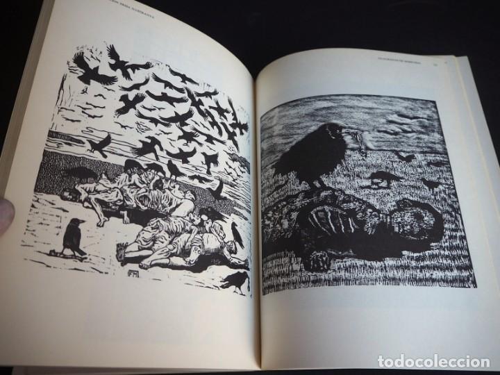 Libros de segunda mano: XILOGRAFÍAS DE MARECHAL. CLEMENTE CEBREIRO. ERISA ILUSTRATIVA. 1981. - Foto 6 - 146376590