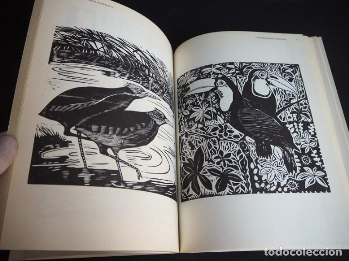 Libros de segunda mano: XILOGRAFÍAS DE MARECHAL. CLEMENTE CEBREIRO. ERISA ILUSTRATIVA. 1981. - Foto 8 - 146376590