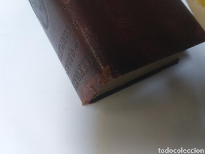 Libros de segunda mano: Obras completas . Cervantes obras completas Aguilar - Foto 9 - 146398329