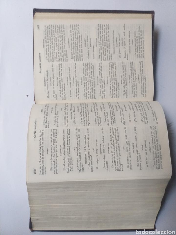 Libros de segunda mano: Obras completas . Cervantes obras completas Aguilar - Foto 24 - 146398329