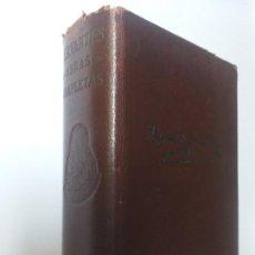 Libros de segunda mano: OBRAS COMPLETAS . CERVANTES OBRAS COMPLETAS AGUILAR. Lote 146398329