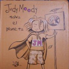 Libros de segunda mano: LIBRO JUDY MOODY SALVA EL PLANETA. Lote 146443093