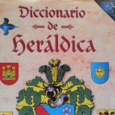 Libros de segunda mano: DICCIONARIO DE HERÁLDICA - JACQUES A. SCHNIEPER CAMPOS - LIBSA, 2001 - GENEALOGÍA. Lote 146450906