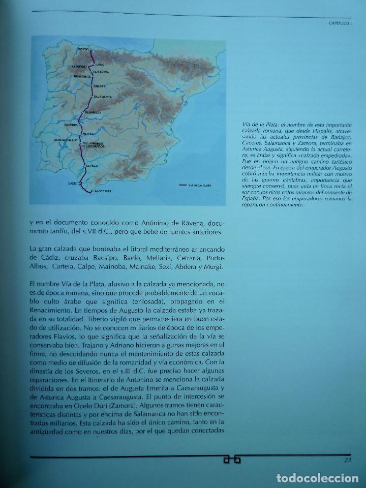 Libros de segunda mano: VIAJE POR LA HISTORIA DE NUESTROS CAMINOS - Foto 4 - 146496810