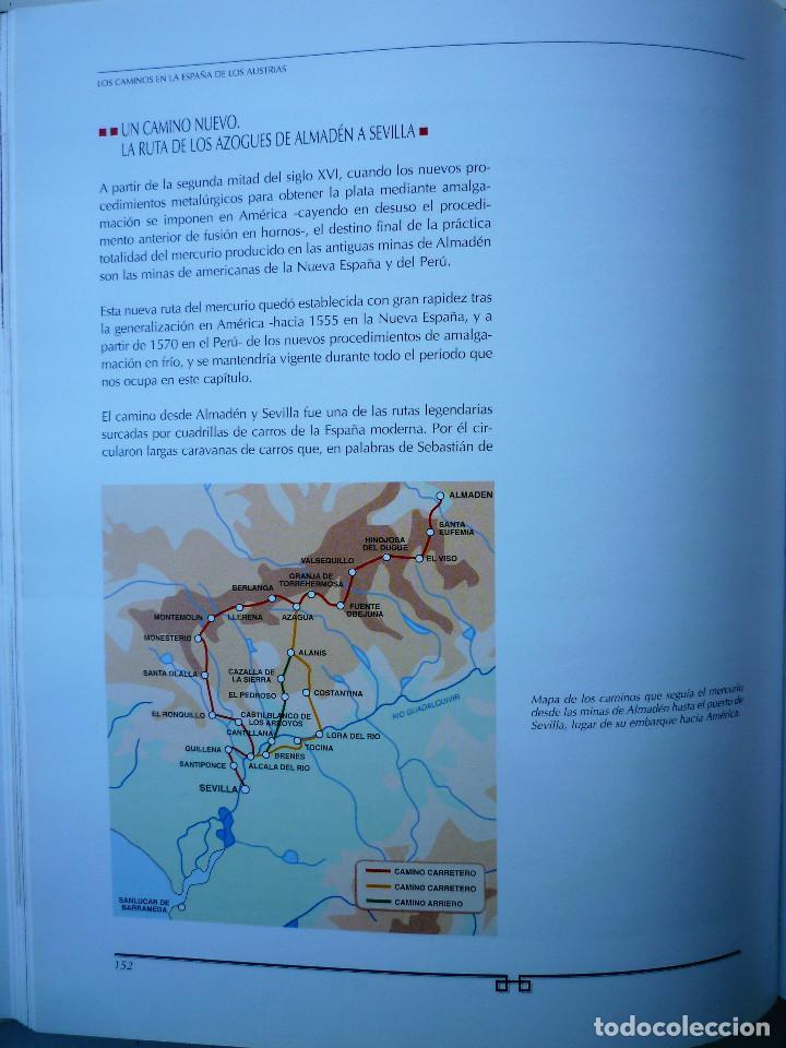 Libros de segunda mano: VIAJE POR LA HISTORIA DE NUESTROS CAMINOS - Foto 7 - 146496810
