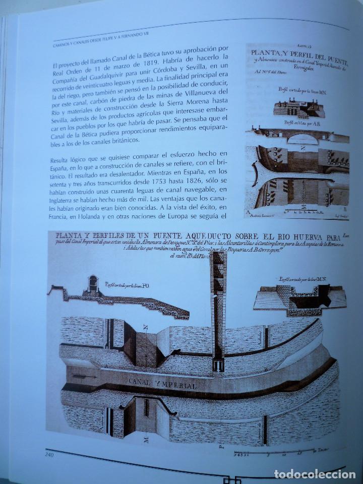 Libros de segunda mano: VIAJE POR LA HISTORIA DE NUESTROS CAMINOS - Foto 8 - 146496810