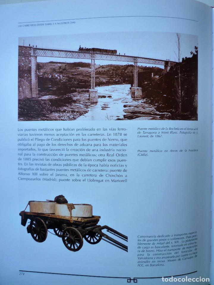 Libros de segunda mano: VIAJE POR LA HISTORIA DE NUESTROS CAMINOS - Foto 9 - 146496810