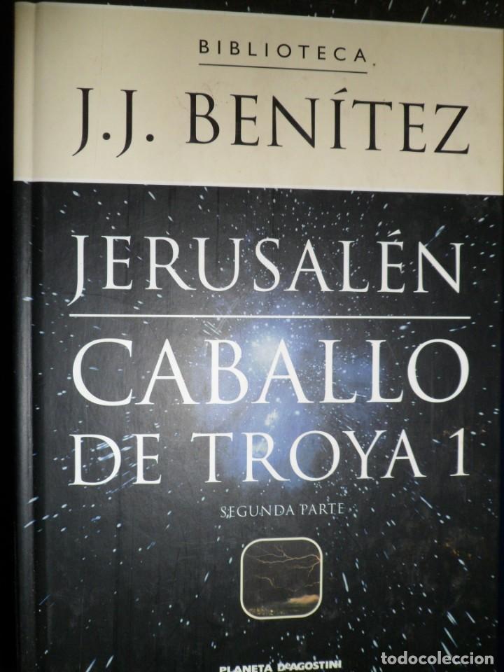 J.J. BENITEZ. CABALLO DE TROYA 1 - SEGUNDA PARTE (Libros de Segunda Mano - Parapsicología y Esoterismo - Otros)