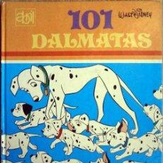 Libros de segunda mano: 101 DALMATAS WALT DISNEY COLECCION ABRIL EDICIONES SUSAETA 1977. Lote 146536982