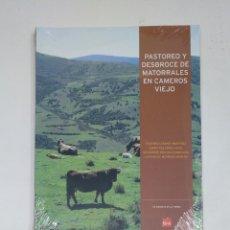 Libros de segunda mano - Pastoreo y desbroce de matorrales en Cameros Viejo. La Rioja. TEODORO LASANTA MARTINEZ. TDK357IER - 39429043