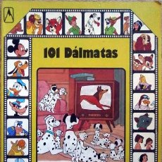 Libros de segunda mano: 101 DALMATAS MARAVILLAS DISNEY EVEREST 1987. Lote 146587734