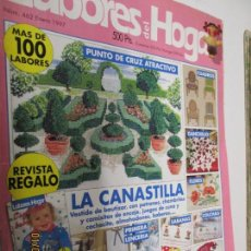 Livres d'occasion: LABORES DE HOGAR Nº 462 ESPECIAL BEBE ENERO 1977. Lote 146587882