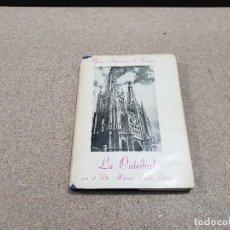 Libros de segunda mano: GUIA ARTISTICA DE BURGOS...LA CATEDRAL.....M.AYALA LÓPEZ....1955... Lote 146625110