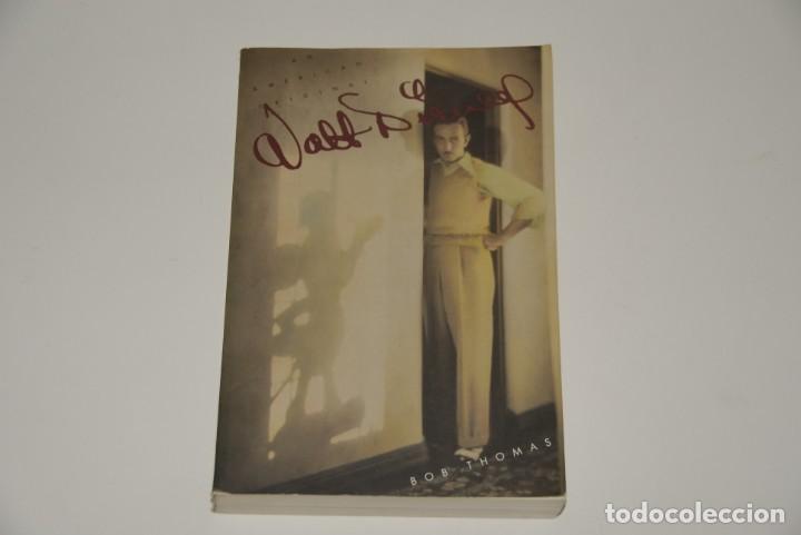 WALT DISNEY AN AMERICAN ORIGINAL (Libros de Segunda Mano - Bellas artes, ocio y coleccionismo - Otros)