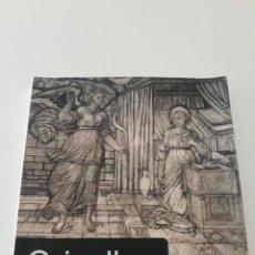 Libros de segunda mano: LIBRO GRISALLAS DE CASTELLFORT Y ALBOCÀSSER ARTE HISTORIA PATRIMONIO PROVINCIA CASTELLÓN. Lote 188791950